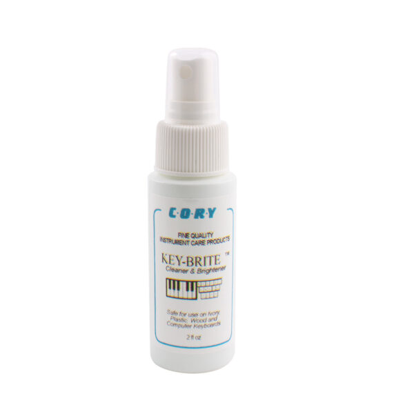 Tangentrengöring, CORY KEY-BRITE, 59 ml - Pianorgel