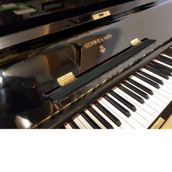 Akustiskt piano, Steinway and Sons modell Z - Pianorgel